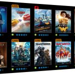 List of 4k, HDR, Dolby Atmos Movies on Vudu