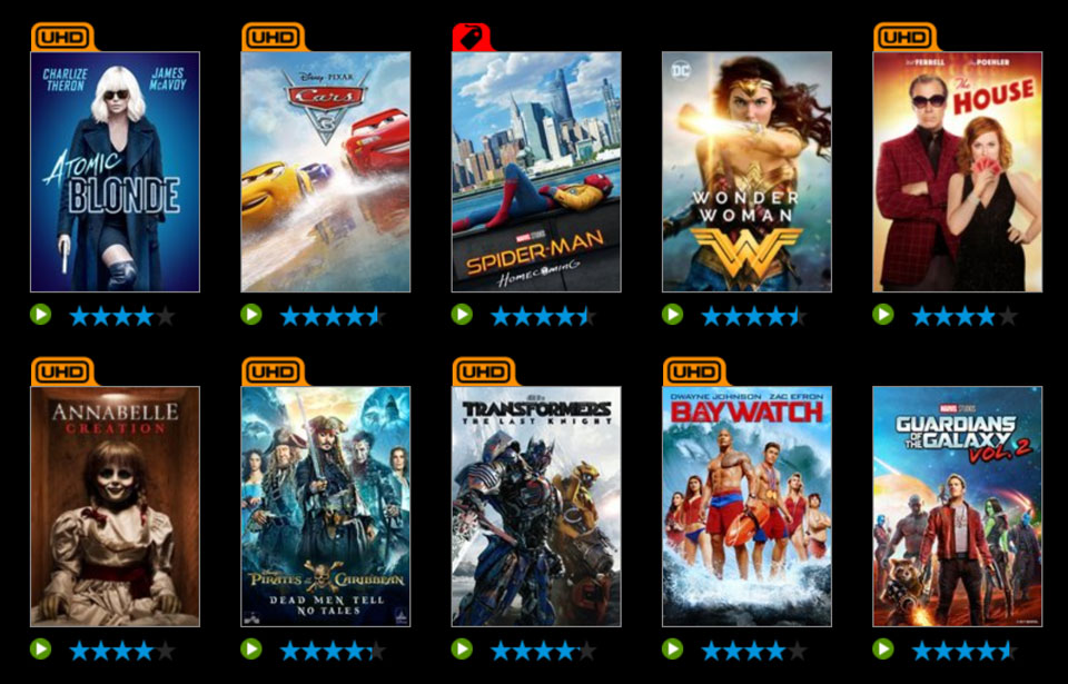 How To Stream 4k/HDR Movies From Vudu – HD Report