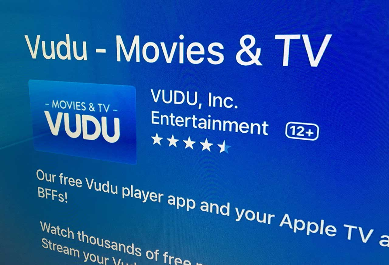 Vudu app launches for Apple TV, finally – HD Report
