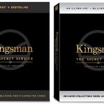 Kingsman: The Secret Service Premium Edition released on 4k Blu-ray