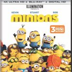Universal's 'Minions' gets upgraded to 4k Blu-ray with HDR