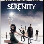 Serenity (Firefly film) releasing to 4k Blu-ray with HDR & DTS:X