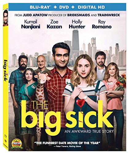 The Big Sick Blu-ray