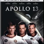 Apollo 13 will be released to 4k Ultra HD Blu-ray