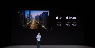 Apple TV 4k Event Pricing