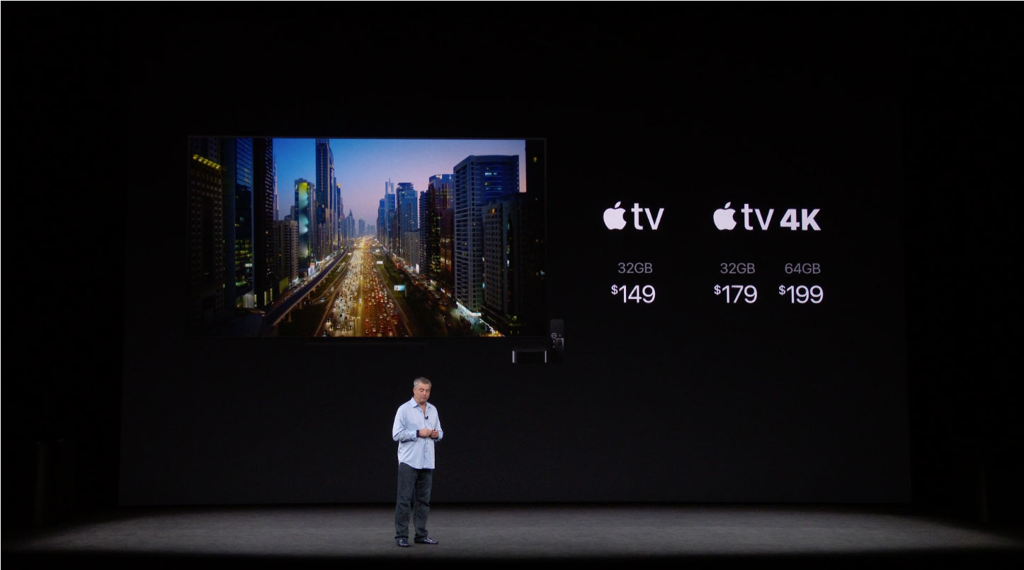 Apple TV 4k is a game changer, but not why you would expect