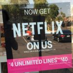 T-Mobile offers free Netflix with family ONE plans