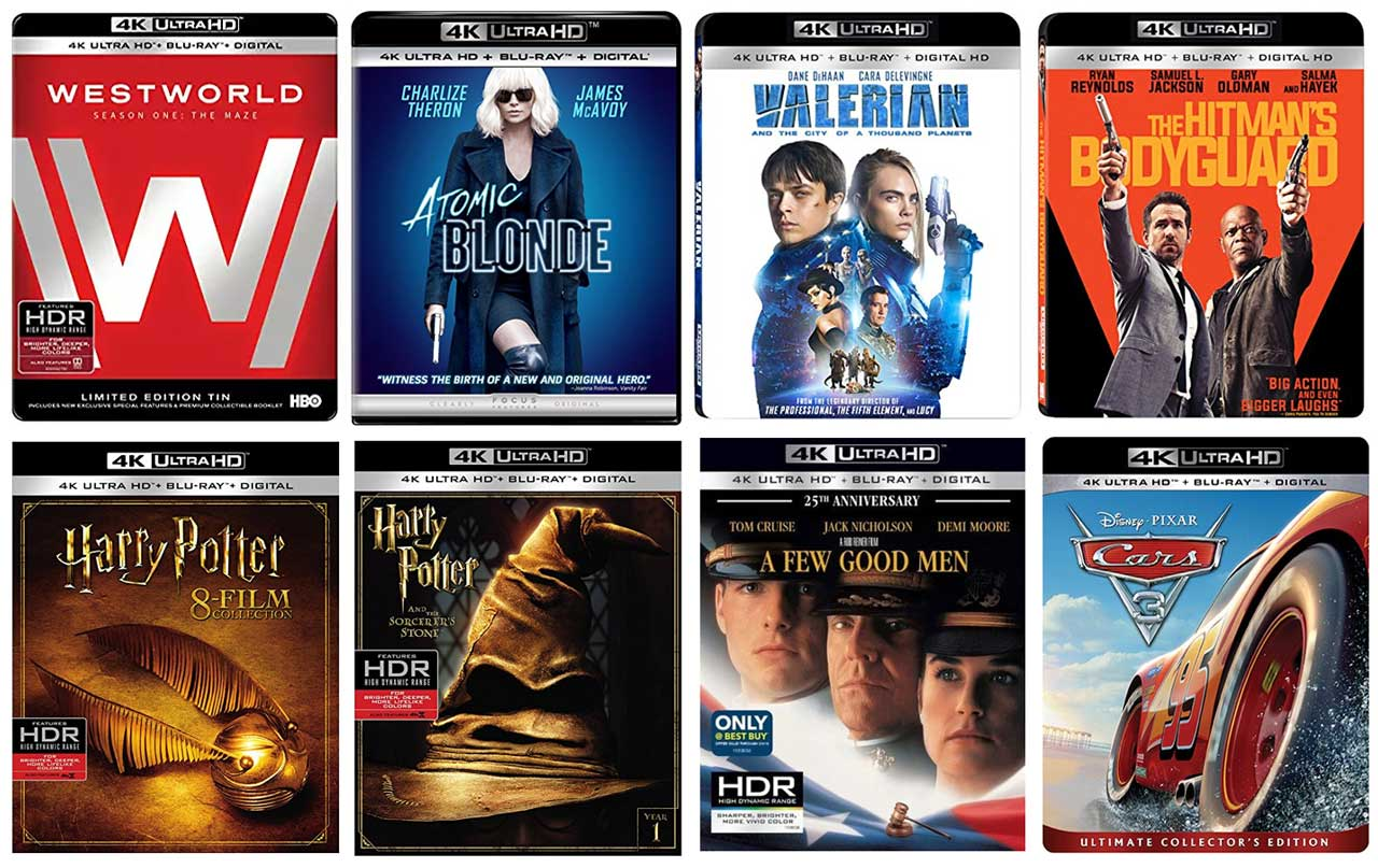 Blu Ray Releases