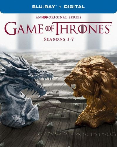 Game of Thrones- Seasons 1-7