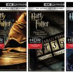 First 4 Harry Potter Films Getting Released to 4k Blu-ray