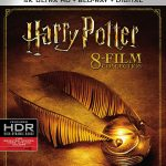 All 8 Harry Potter Films Releasing to 4k Blu-ray Collection
