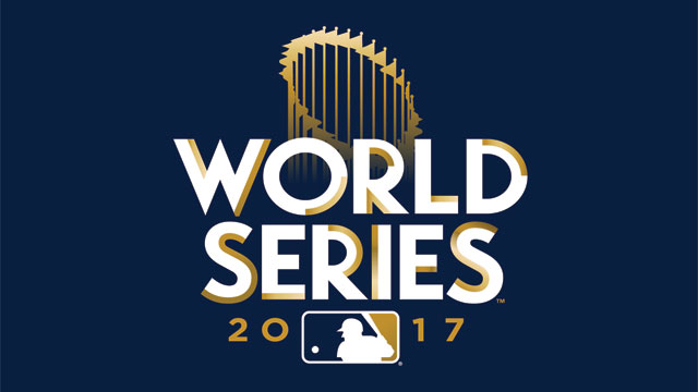 MLB 2017 World Series logo