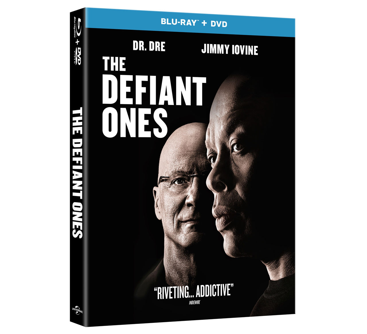 HBO's The Defiant Ones releasing to Blu-ray, DVD & Digital ...