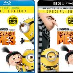 Despicable Me 3 Blu-ray & 4k Blu-ray Release Date & Details