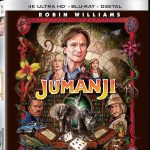 Robin Williams in Jumanji slated for Ultra HD 4k Blu-ray release