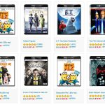 Amazon Offers Three 4k Blu-ray Discs for $49.99