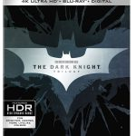 Batman 'Dark Knight Trilogy' coming to 4k Ultra HD Blu-ray Disc