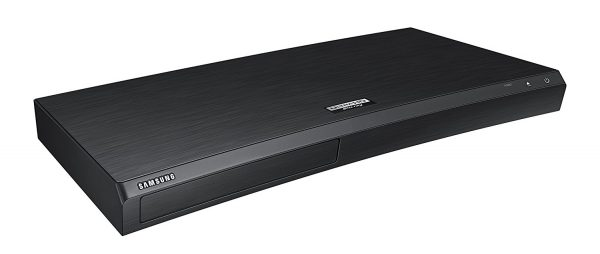 Samsung Electronics UBD-M9500:ZA Curved Blu-Ray Player, Black titanium 2017