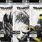 First 4 'Transformers' Films Detailed on 4k Ultra HD Blu-ray