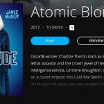 Atomic Blonde Blu-ray Code Redeems in Digital 4k UHD