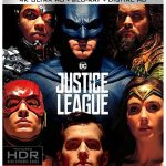 'Justice League' Blu-ray & 4k Blu-ray up for Pre-order