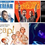 New on Blu-ray: Valerian, Hitman's Bodyguard, Leap! & more