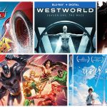 New on Blu-ray: Your Name, Cars 3, Westworld Season 1 & more