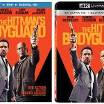 The Hitman's Bodyguard releasing to 4k Blu-ray & Blu-ray