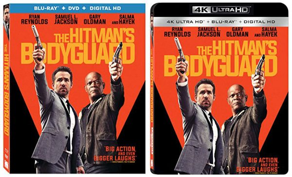 The Hitman S Bodyguard Releasing To 4k Blu Ray Blu Ray Hd Report