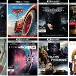 The Newest Movies Available on 4k Ultra HD Blu-ray