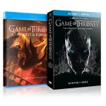 Game of Thrones Season 7 & The Complete Seasons 1-7 Blu-ray Deal Alert