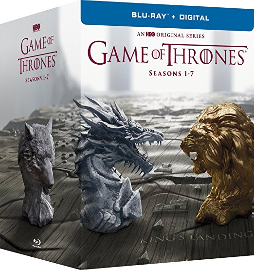 Game of Thrones- The Complete Seasons 1-7