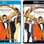 Kingsman: The Golden Circle releases to Blu-ray & 4k Blu-ray on Tuesday