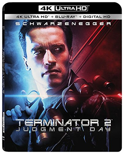 Terminator 2- Judgement Day 4k Blu-ray