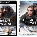 The Mountain Between Us scheduled for Digital, Blu-ray, 4k UHD release