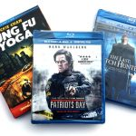 Blu-ray Giveaway: 3-Movie Action Pack w/Patriots Day [Ended]