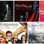 New on Blu-ray: Kingsman: The Golden Circle, Game of Thrones Season 7 and More!