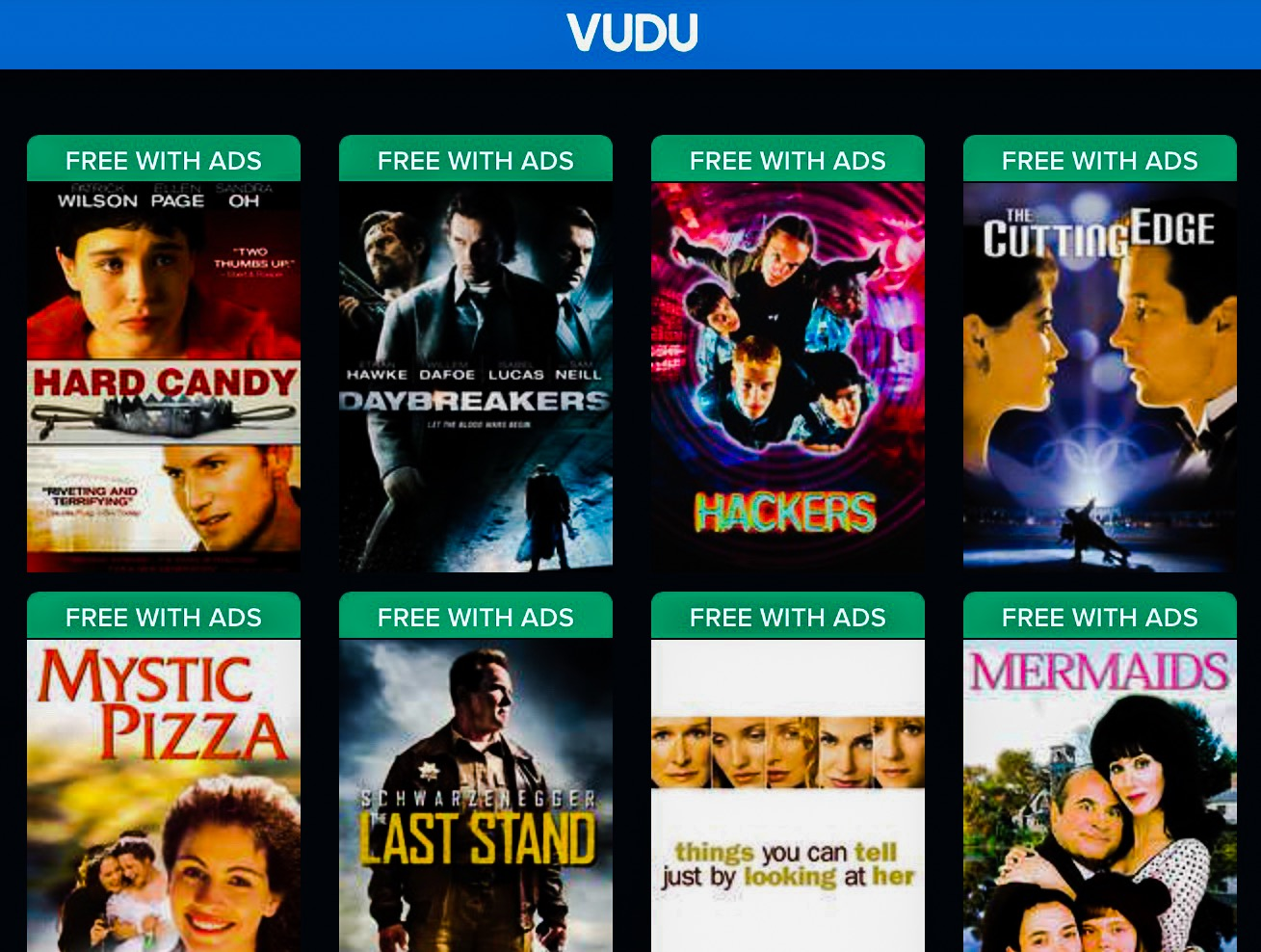 Free Movies Leaving Vudu Soon: Jan  2018 Edition – HD Report