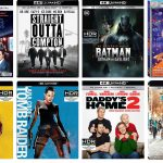 New 4k Ultra HD Blu-ray Movies Hitting Stores In February