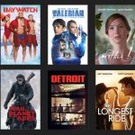 The newest 4k UHD movies added to Apple TV