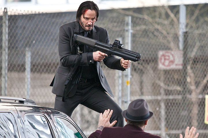 'John Wick' TV Series in the Works at Starz (With Keanu Reeves Attached)
