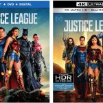 'Justice League' Cover Art & Blu-ray/4k Disc Details Revealed