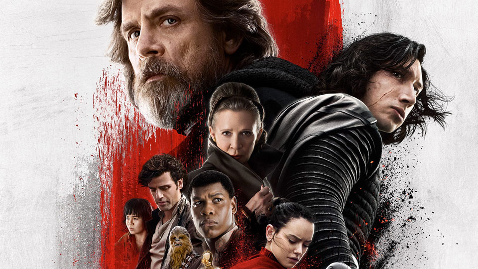 The Last Jedi enters top 10 all-time biggest films in UK