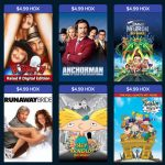 Over 40 Comedies Priced $5 Each At Vudu