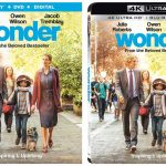 'Wonder' to release on Digital, Blu-ray, & 4k Blu-ray