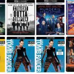 New 4k Blu-ray Releases This Week