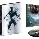 Black Panther Blu-ray & 4k Blu-ray SteelBooks Available for Pre-order