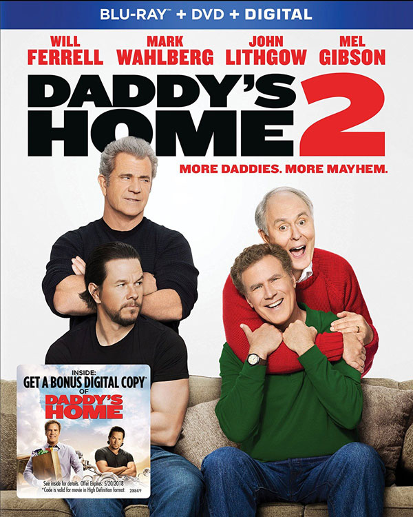 Daddy's Home Blu-ray