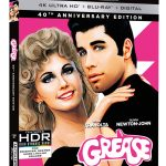 This Month's Giveaway: 'Grease' on 4k Ultra HD Blu-ray [Ended]