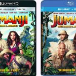 Jumanji: Welcome to the Jungle releasing to Blu-ray, 4k Blu-ray & Digital HD/UHD